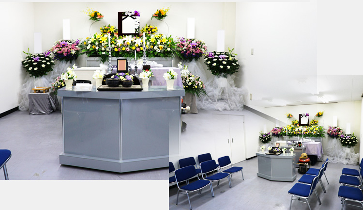 上尾にて家族葬